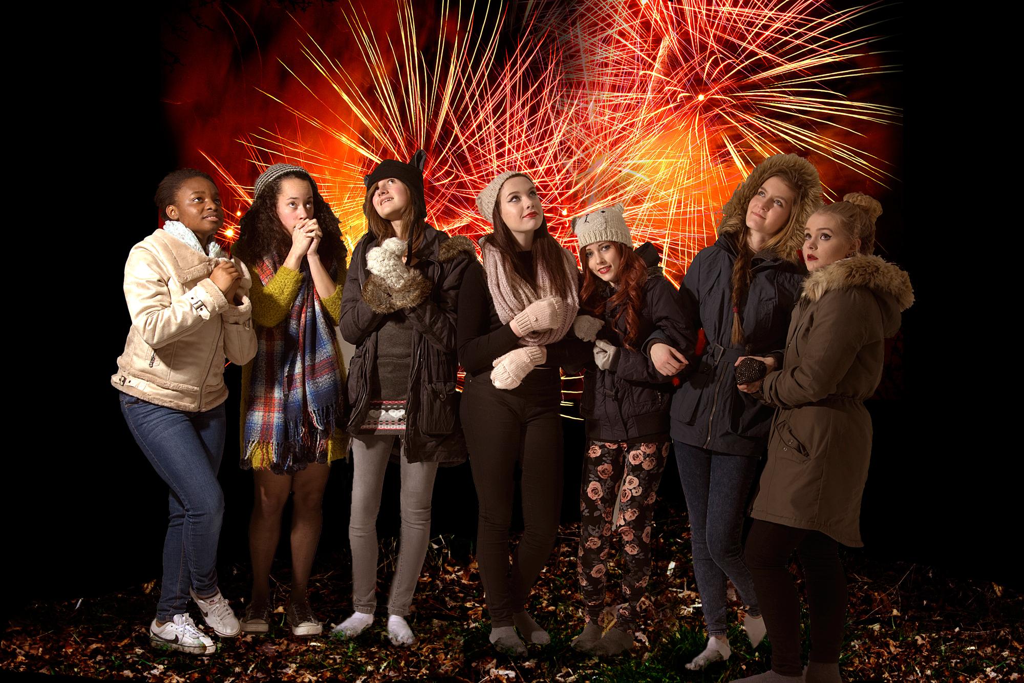 NOVEMBER: Bonfire Night