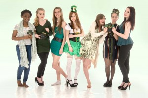 MARCH: St Patrick's Day