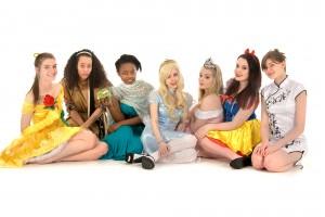 APRIL:  Princesses