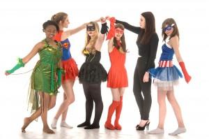 MAY: Super heroes